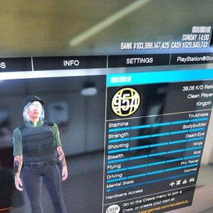 Other - GTA 5 Modded Accounts